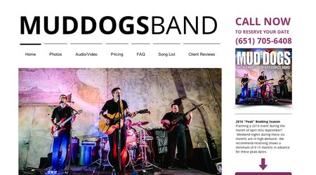 Mud Dogs Band