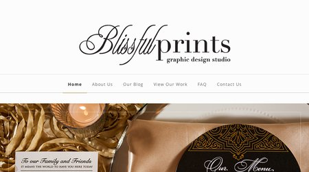 Blissful Prints