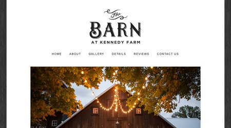 The Barn at Kennedy Farm