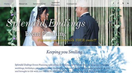 Splendid Endings Event Planning