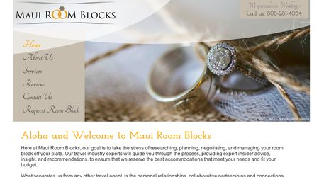 Maui Room Blocks