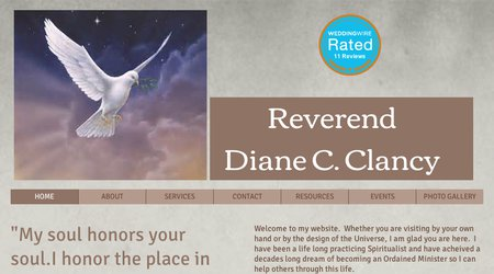 Reverend Diane Clancy